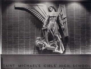 St. Michael High School for girls Los Angeles, CA 1964