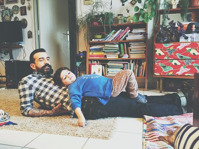 vie de famille père fils planB par morganours