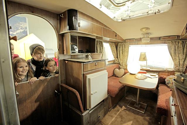 Erwin Hymer Museum Kinderblicke in Caravan 1