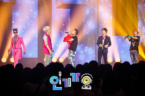 Big Bang - SBS Inkigayo - 10may2015 - SBS - 06