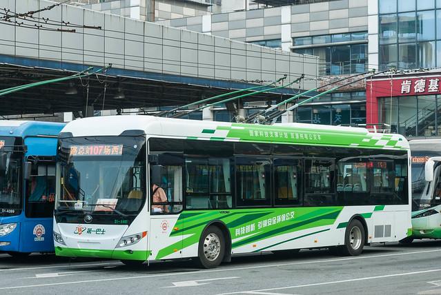 创新电车/Innovative Trolleybus