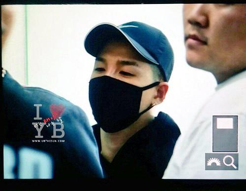 Big Bang - Incheon Airport - 07aug2015 - Urthesun - 04