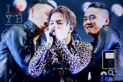 BIGBANG MADE in Sydney Day 1 Previews 2015-10-17 028