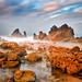 Jagged Coast by David Shield Photography