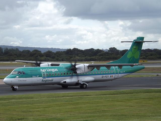 EI-FCY ATR 72 EIN Aer Lingus Regional