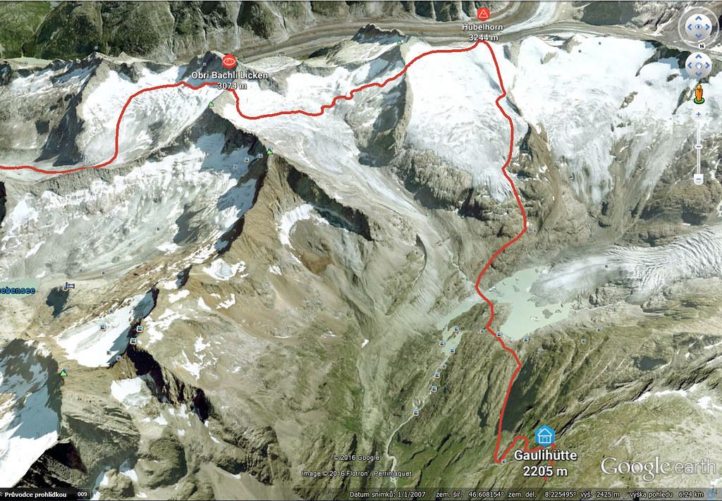 Hubelhorn (day 4, h.r. Swiss Glacier) Berner Alpen / Alpes bernoises Switzerland photo 02