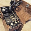 #WW2 era field radio #history