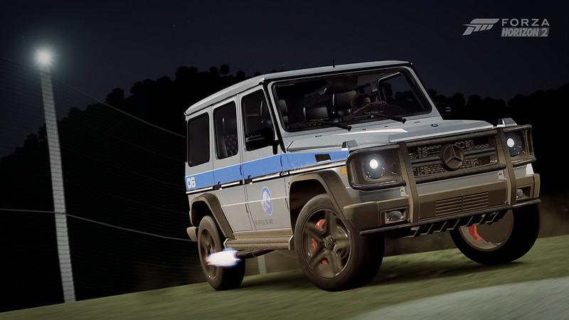 2012 Mercedes-Benz G 65 AMG Jurassic World