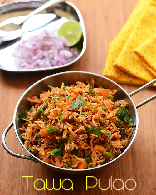 One pot rice recipes indian