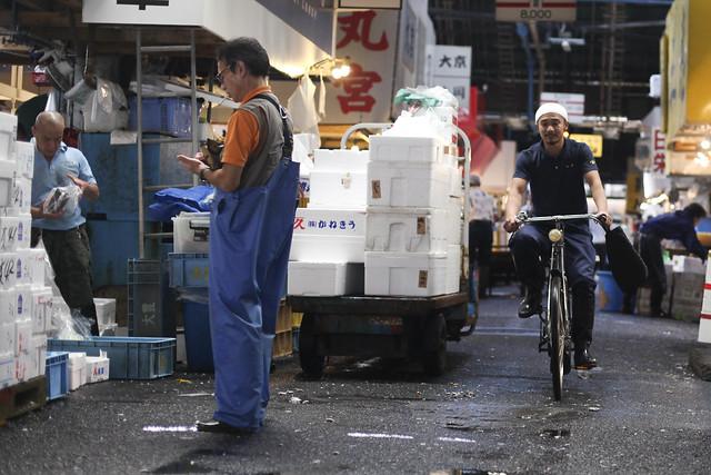 Tsujiki market
