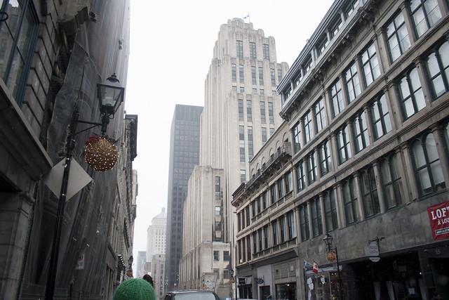 Montreal December/January 2014/2015