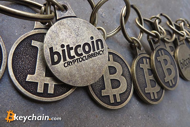 Bkeychain Bitcoin Keychain