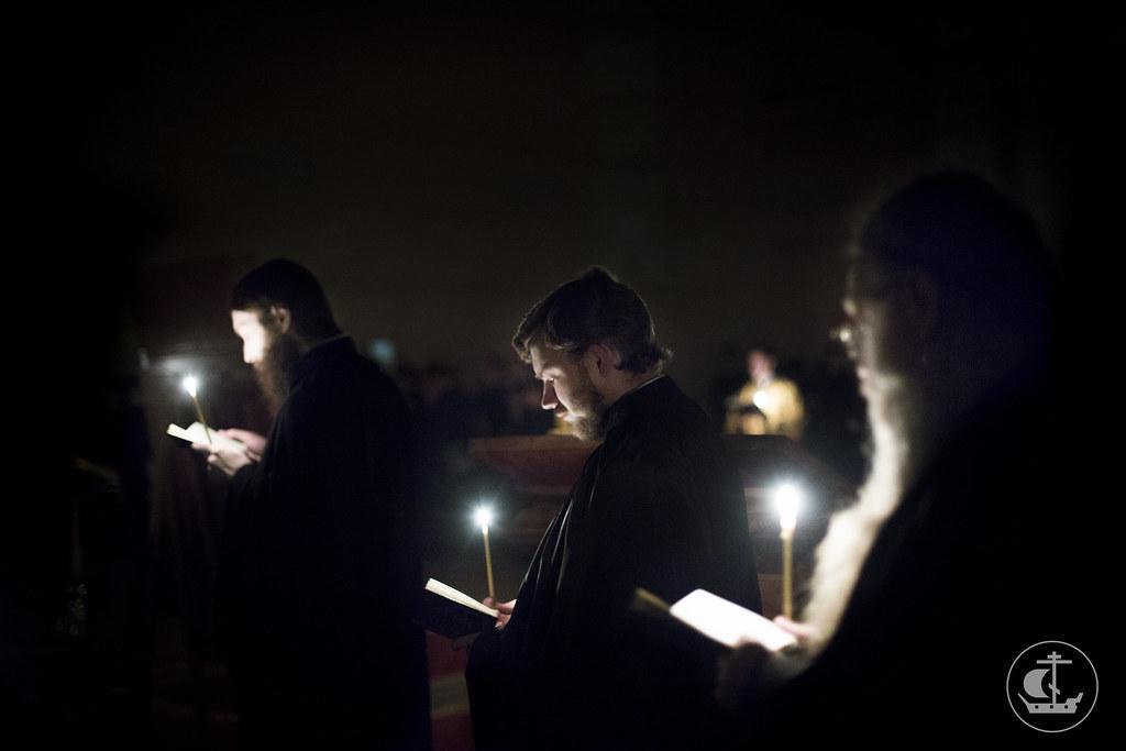 23 ноября 2014, Неделя 24-я по Пятидесятнице / 23 November 2014, 24th Sunday after Pentecost