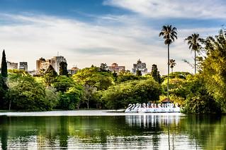 صورة Parque Farroupilha قرب بورتو أليغري. brasilemimagens