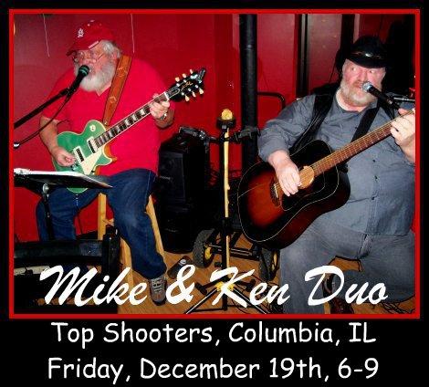 Mike & Ken Duo 12-19-14
