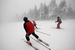 Aktuálně: první lyžování na Černé hoře