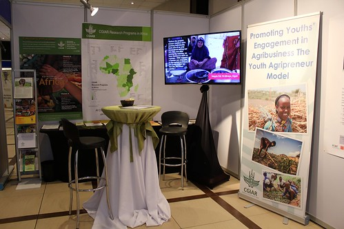 CGIAR at FARA@15, South Africa