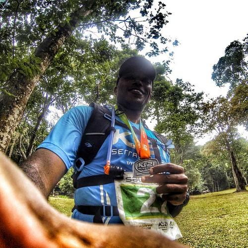 Boa tarde a todos! Ainda estou um pouco cansado da corrida da #K21Series #SerradoJapi,  mas vou fazer um resumo da corrida: primeira corrida de montanha minha e vi muitas dificuldades, novas lições e realizações; classificando de 1 a 5 o nível de dificuld