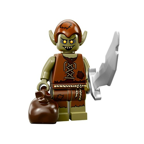 71008 Collectable Minifigures Series 13 Goblin