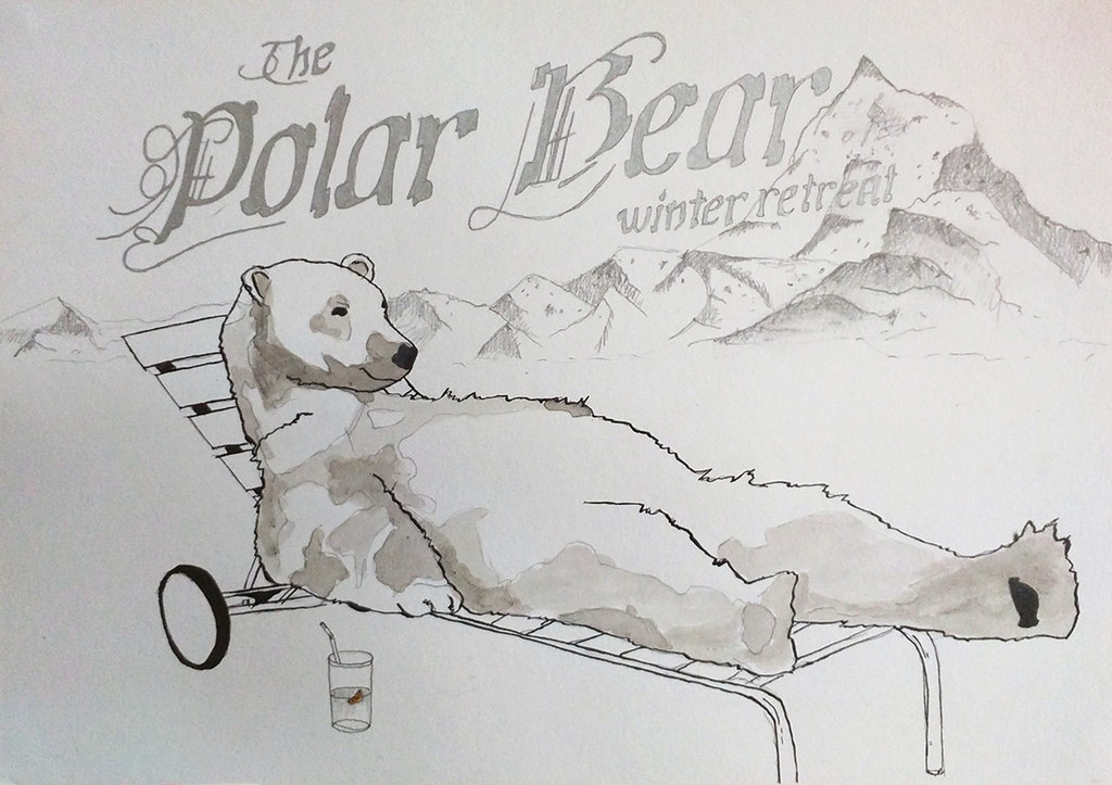 The Polar Bear Winter Retreat