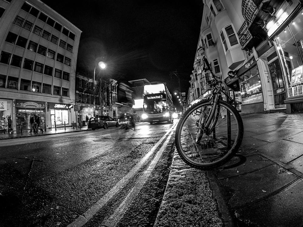 Wheres me Bike