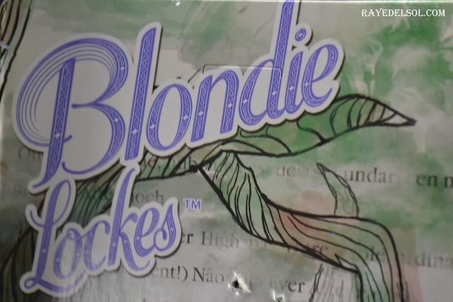 Blondie Lockes Through the Woods