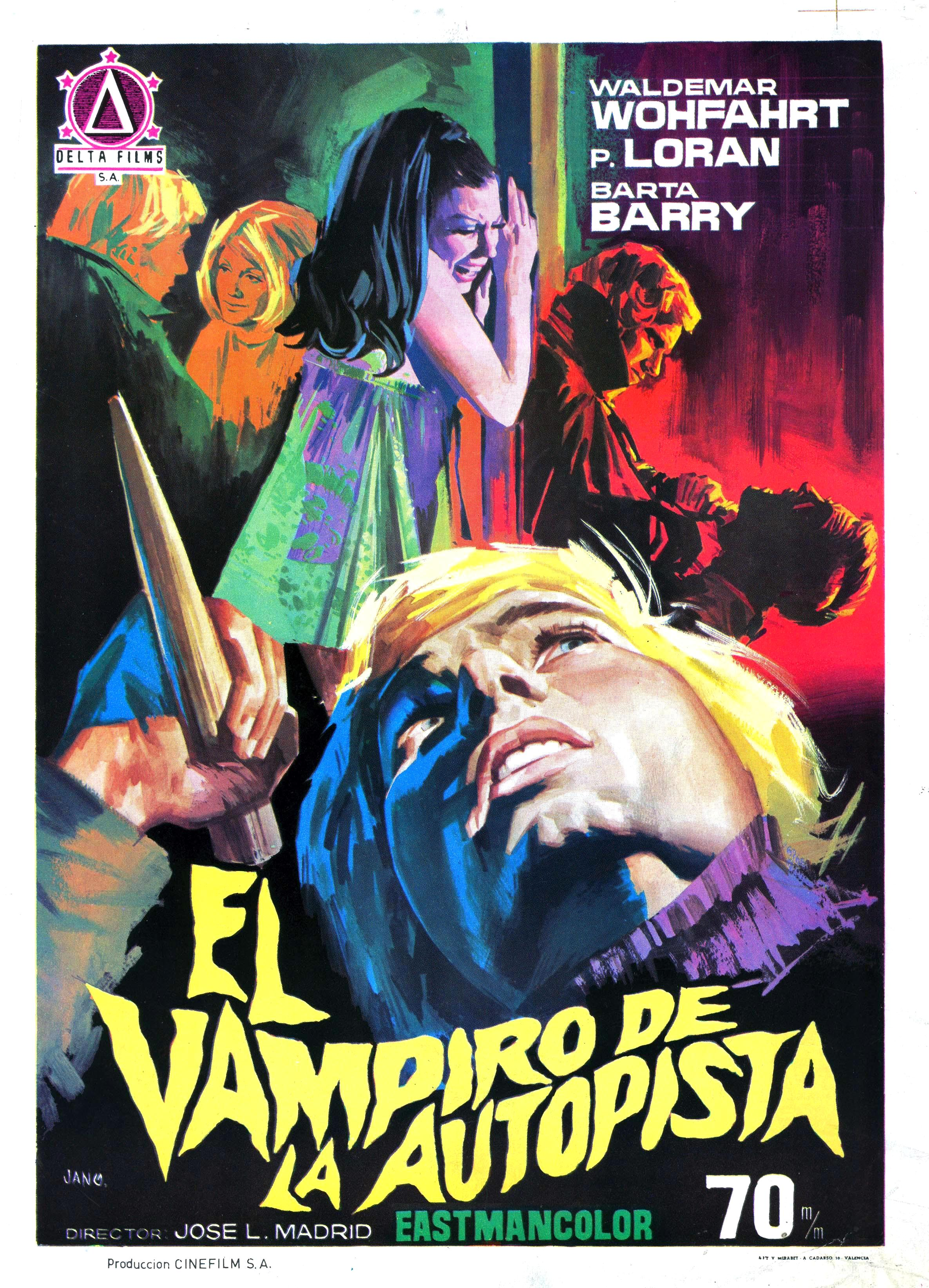 The Horrible Sexy Vampire (1970)