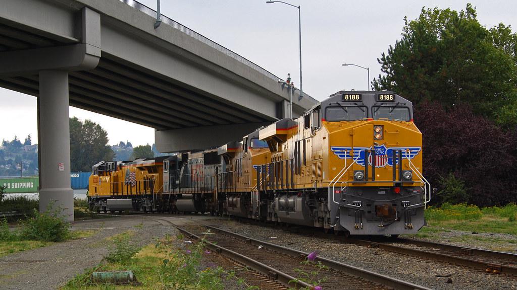 Puyallup Avenue Bridge State Highway 509 Washington