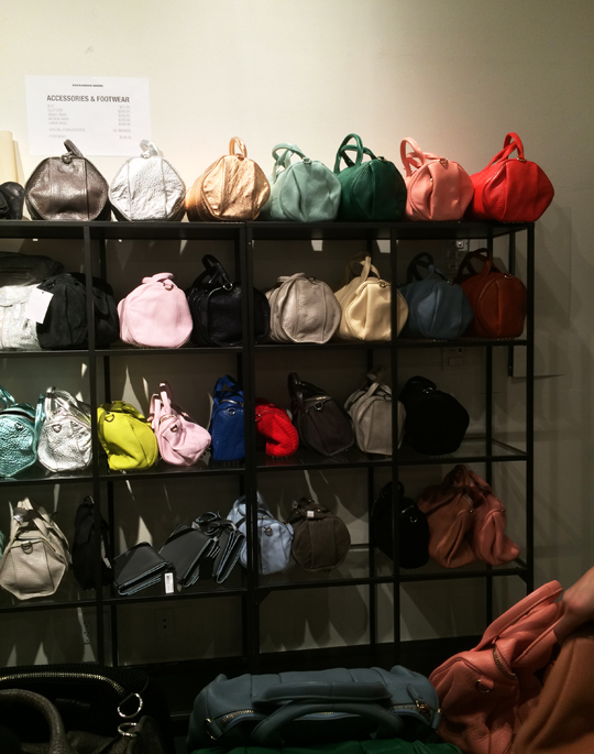Mizhattan - Sensible living with style: *SAMPLE SALE* Wang For ...