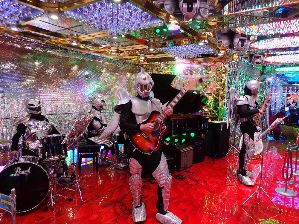 Robot Restaurant Kabukicho
