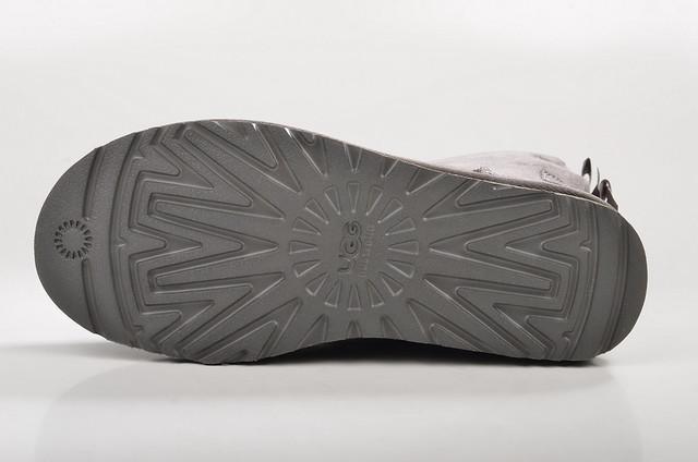 ugg australia bailey bow grey stiefel lammfell gef ttert 1002954 veloursleder grau 5 flickr. Black Bedroom Furniture Sets. Home Design Ideas