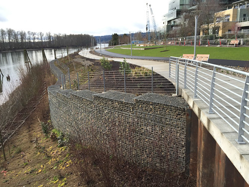 South Waterfront Greenway path-5