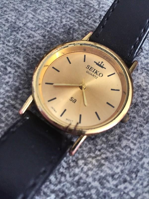 Seiko Watch from Cubao