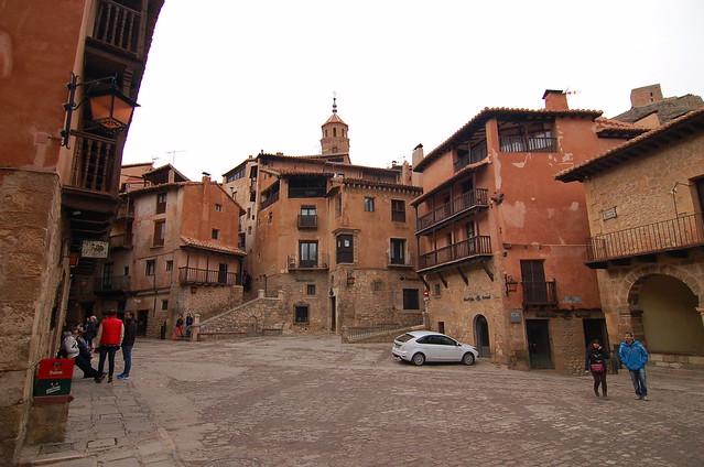 西班牙 阿爾瓦拉辛 Albarracin Spain
