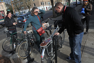 Park-a-Bike Racks demo-7