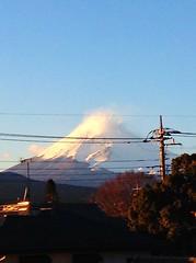 Mt.Fuji 富士山 1/17/2015