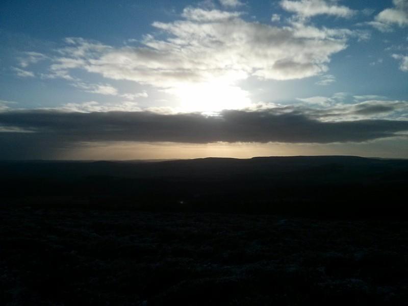 Winter Sunshine, Green Hill