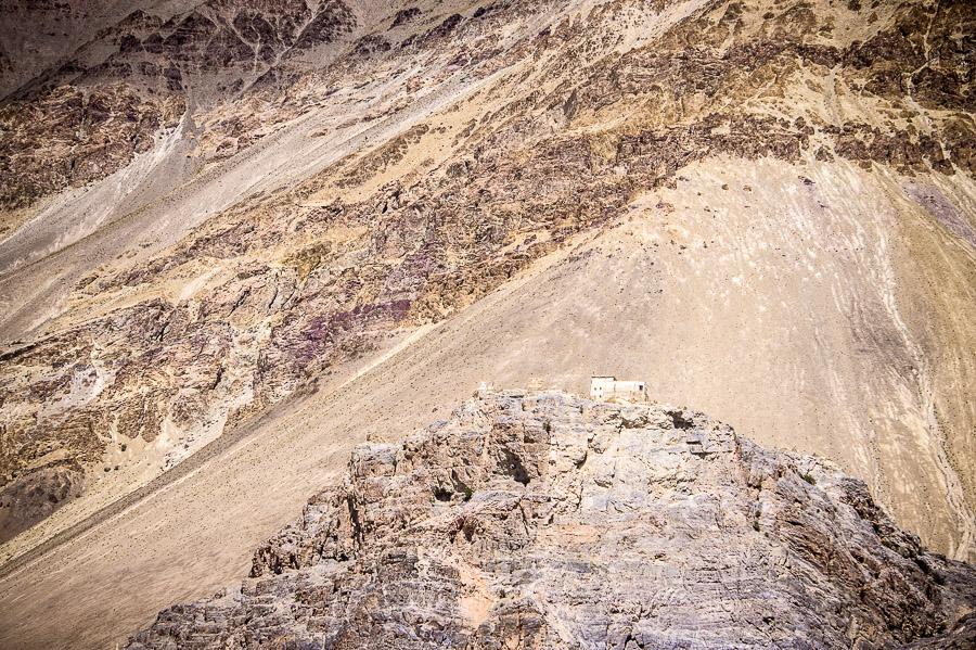 Старый дворец. Долина Шам, Занскар. © Kartzon Dream - авторские путешествия, авторские туры в Индию, тревел фото, тревел видео, фототуры