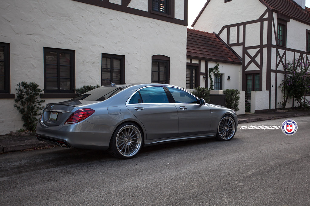 Mercedes W 210 >> Mercedes Benz S550 on HRE RS103's - MBWorld.org Forums