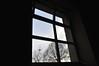 Invierno detrás de las ventanas