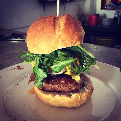 Brekki burger