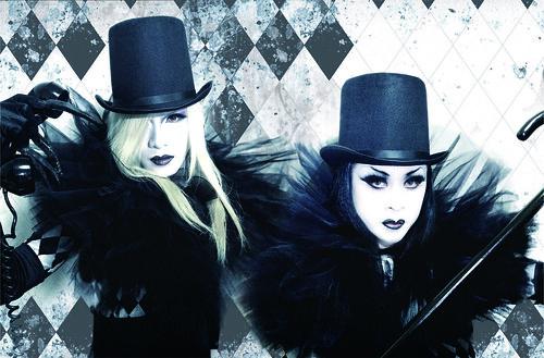 """VELVET EDEN to release their new mini-album """"Blanc et Noir"""" March 25 2015"""