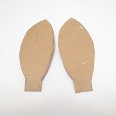 Iron Craft '15 Challenge #4 - Burlap Bunny Ear Napkin Rings