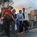 Mo, 16.02.15 - 23:49 - Unsere Familie in Bogotá