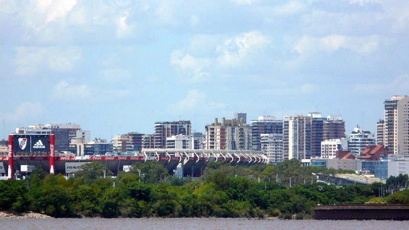El Monumental, le stade du club de River Plate