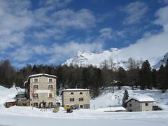 Saoseo Hut - Val di Campo - Swiss
