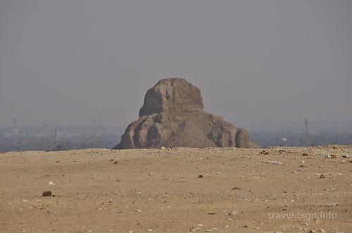 【写真】2014 世界一周 : 屈折ピラミッド、赤ピラミッド/2021-01-07/PICT7044