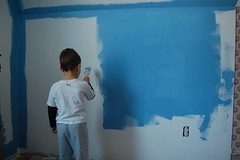 Painting like a pro!
