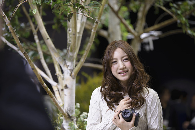 Sony girl