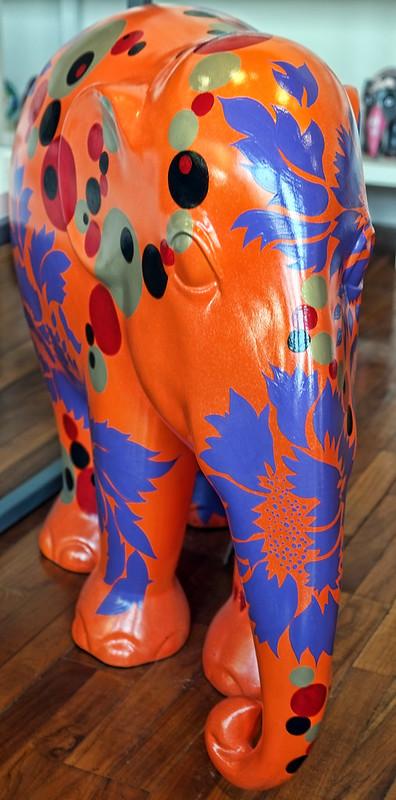 OrangeandPurpleelephant